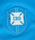NIKE ブラジル  グランドスラム コヴァートポロシャツ Blue