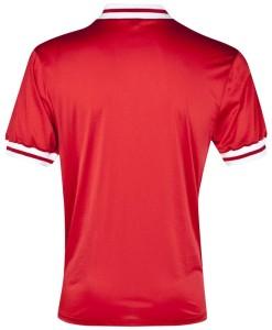 リバプール  オフィシャルレトロ1982ホームシャツ Red