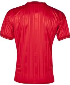 リバプール  オフィシャルレトロ1986ホームシャツ Red