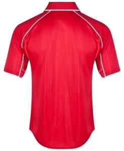 リバプール  オフィシャルレトロ2000ホームシャツ Red