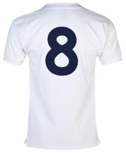 トッテナム ホットスパー  オフィシャルレトロ1962ホームシャツ White