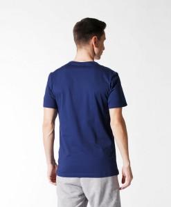 adidas チェルシー SFTシャツ Navy