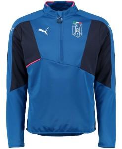 PUMA イタリア  スタジアムトップジャケット Blue