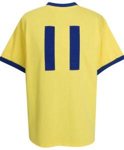 アーセナル  オフィシャルレトロ1971アウェイシャツ Yellow