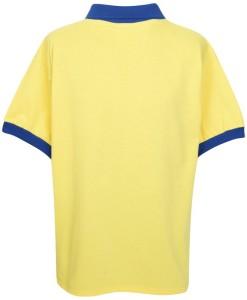 アーセナル  オフィシャルレトロ1979アウェイシャツ Yellow