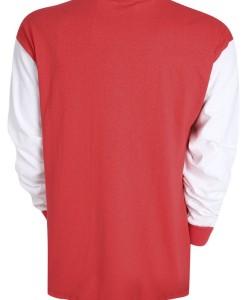 アーセナル  オフィシャルレトロ1971ホームシャツ Red