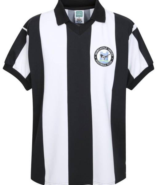 ニューカッスルユナイテッド  オフィシャルレトロ1980ホームシャツ White/Black 1