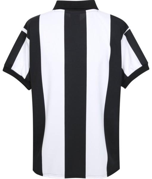ニューカッスルユナイテッド  オフィシャルレトロ1980ホームシャツ White/Black