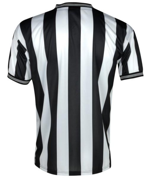 ニューカッスルユナイテッド  オフィシャルレトロ1984ホームシャツ White/Black