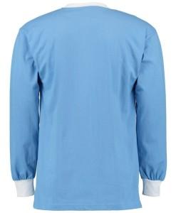 マンチェスターシティ  オフィシャルレトロ1972ホームシャツ City Blue