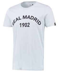adidas レアルマドリード 1902Tシャツ White