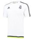 adidas レアルマドリード トレーニングTシャツ White