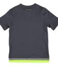 adidas レアルマドリード KidsトレーニングTシャツ Grey