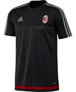 adidas ACミラン トレーニングジャージーシャツ Black