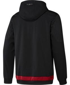 adidas ACミラン トレーニングパーカー Black