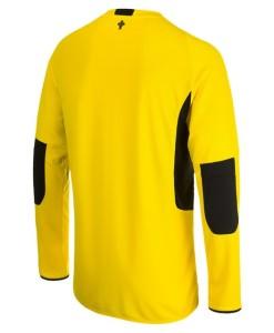New Balance セルティック 15/16 ホーム GKユニフォームシャツ Yellow