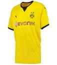 PUMA ドルトムント 15/16 ホーム CLユニフォームシャツ Kids Yellow