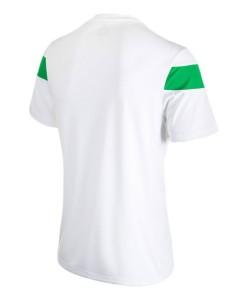 New Balance セルティック 15/16トレーニングジャージシャツ Kids White