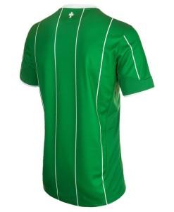 New Balance セルティック 15/16アウェイユニフォームシャツ Green