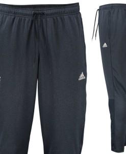 adidas チェルシー スウェットジャージパンツ Black