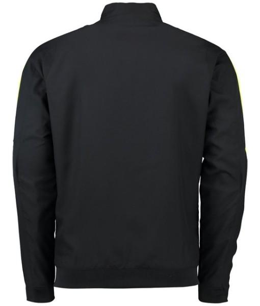 NIKE インテル Revサイドラインウーブンスーツ Black