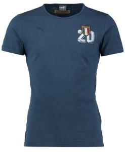 PUMA イタリア 2016アズーリTシャツ Blue