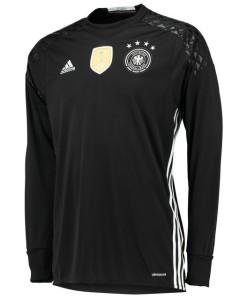 adidas ドイツ 2016ホーム GKユニフォーム Black