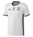 adidas ドイツ 2016ホーム オーセンティックユニフォーム White