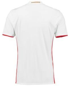 adidas ロシア 2016アウェイユニフォーム White