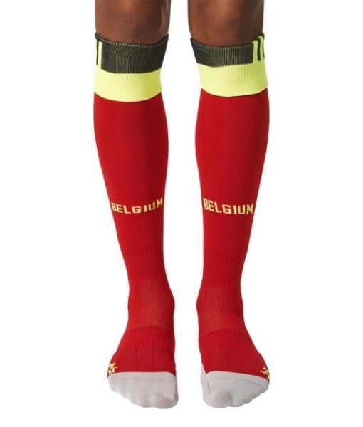 adidas ベルギー 2016ホーム ソックス 25-27cm 1