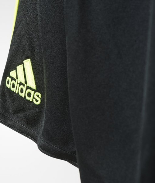 adidas ベルギー 2016ホーム ショーツ Black
