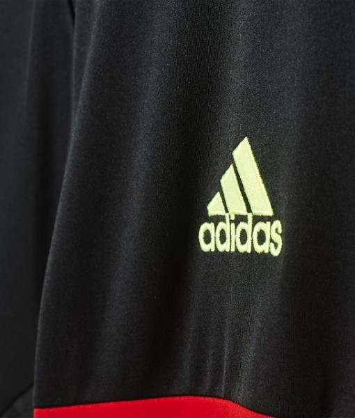 adidas ベルギー 2016ホーム ユニフォーム Red