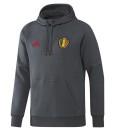 adidas ベルギー 2016トレーニングパーカー Grey