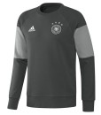adidas ドイツ 2016スウェットトップ Black