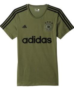 adidas ドイツ 2016グラフィックTシャツ Green