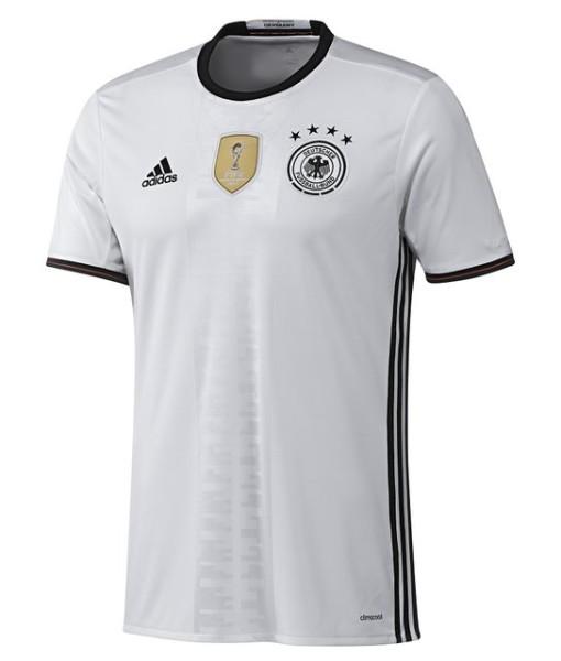 adidas ドイツ 2016ホーム ユニフォーム White 1