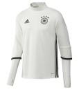 adidas ドイツ 2016トレーニングトップ White