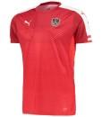 PUMA オーストリア 2016ホーム ユニフォーム Red