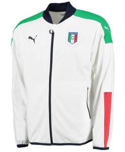 PUMA イタリア 2016スタジアムジャケット White