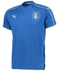 PUMA イタリア 2016ホーム ユニフォーム Blue