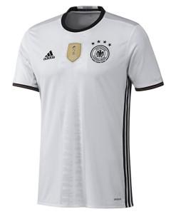 adidas ドイツ 2016ホーム ユニフォーム Kids White