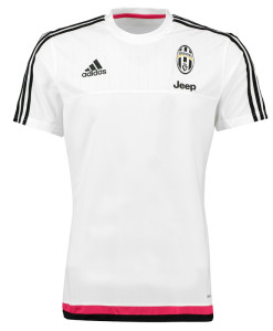 adidas ユベントス トレーニングジャージシャツ White