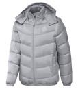 adidas レアルマドリード 2016 ダウンジャケット Grey