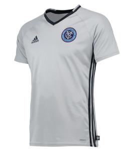 adidas ニューヨークシティ 16 トレーニング シャツ White