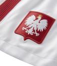 NIKE ポーランド 2016Away ユニフォーム ショーツ White