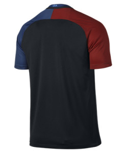 NIKE アメリカ 2016Away ユニフォーム シャツ Black