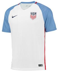 NIKE アメリカ 2016Home ユニフォーム シャツ White