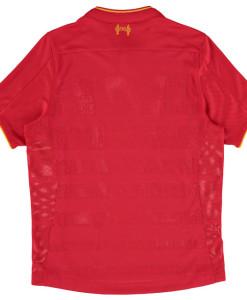 New Balance リバプール Kids 16/17 Home ユニフォーム シャツ Red