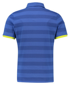 Umbro エヴァートン ストライプ ポロシャツ Blue