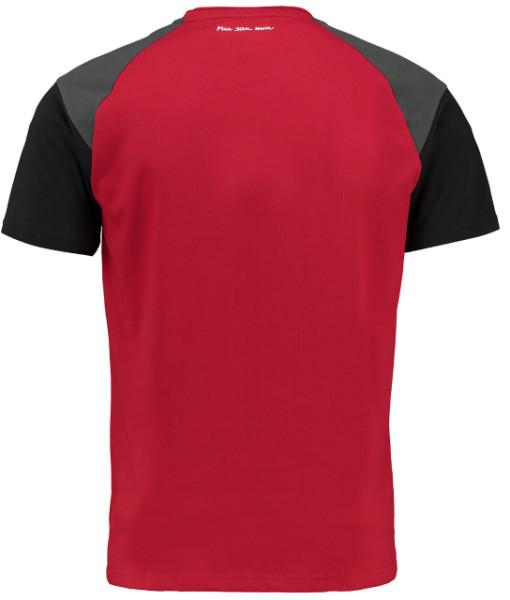 adidas バイエルン ミュンヘン 16/17 トレーニング Tシャツ Red